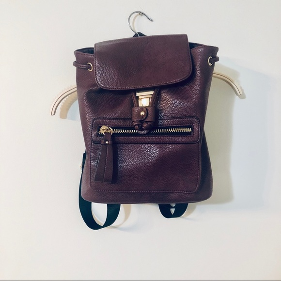 1b4bfe55bf Handbags - Little leather backpack